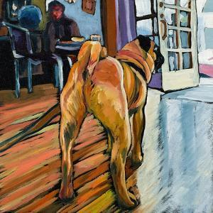 A Pug's View by Kathryn Wronski