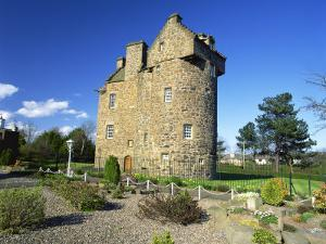 Claypotts Castle, Broughty Ferry, Near Dundee, Highlands, Scotland, United Kingdom, Europe by Kathy Collins