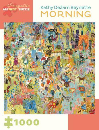 Kathy Dezarn Beynette: Morning 1000 Piece Puzzle