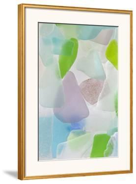 Beach Glass III by Kathy Mahan