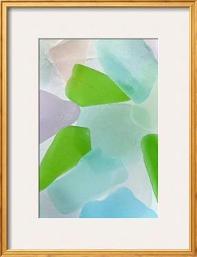 Beach Glass IV by Kathy Mahan