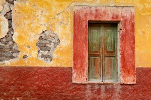 Colorful Window by Kathy Mahan
