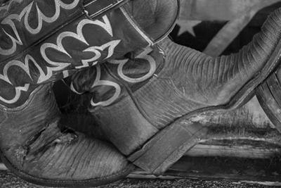 Cowboy Boots BW I