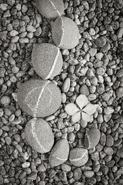 Curving Rocks II by Kathy Mahan