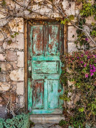 Doorway in Mexico II by Kathy Mahan