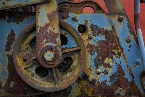 Historic Railroad VI by Kathy Mahan