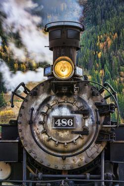 Locomotive I by Kathy Mahan