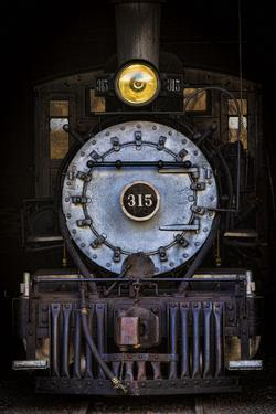 Locomotive II by Kathy Mahan