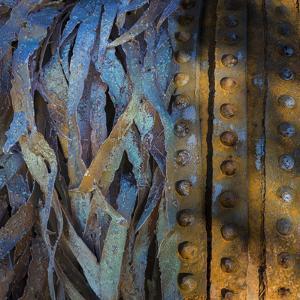 Metal Infusion I by Kathy Mahan
