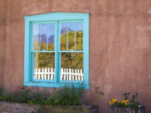 New Mexico Adobe II by Kathy Mahan