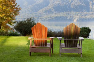 Quinault Adirondacks by Kathy Mahan