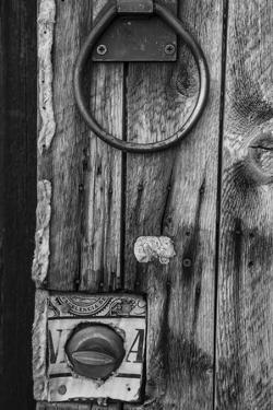 Ridgeway Door I by Kathy Mahan