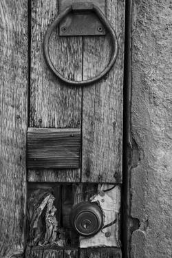 Ridgeway Door II by Kathy Mahan
