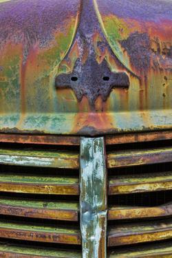 Truck Detail II by Kathy Mahan