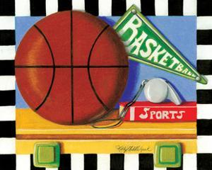 Basketball by Kathy Middlebrook