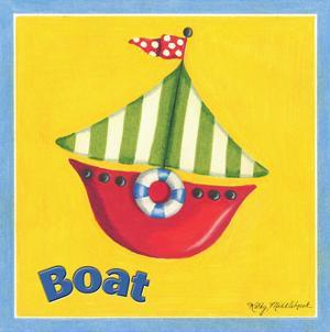 Boat by Kathy Middlebrook