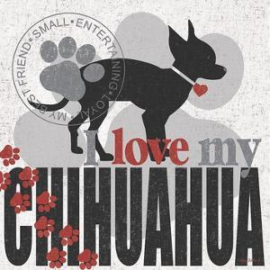 Chihuahua by Kathy Middlebrook