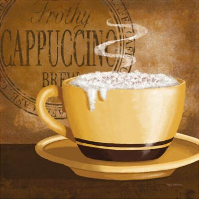 Frothy Cappuccino by Kathy Middlebrook