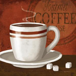 Gourmet Coffee by Kathy Middlebrook