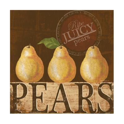 Juicy Pear by Kathy Middlebrook