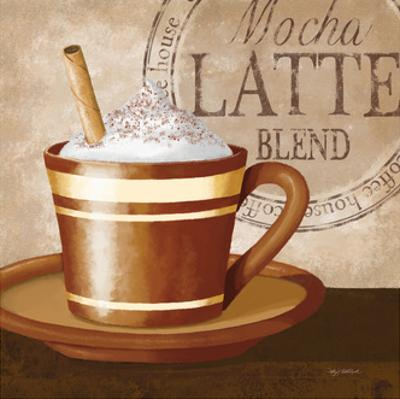 Mocha Latte by Kathy Middlebrook