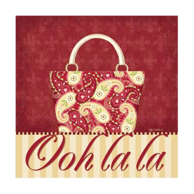 Ooh La La Purse II by Kathy Middlebrook