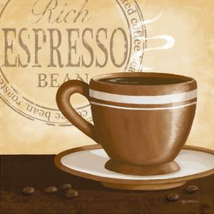 Rich Espresso by Kathy Middlebrook