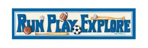 Run Play Explore by Kathy Middlebrook