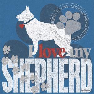 Shepherd by Kathy Middlebrook