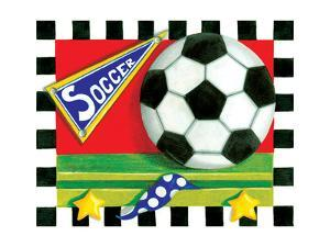 Soccer by Kathy Middlebrook