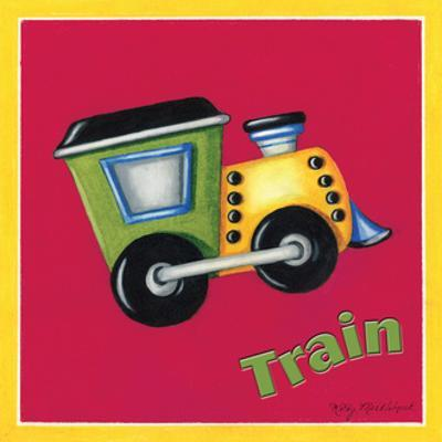 Train by Kathy Middlebrook