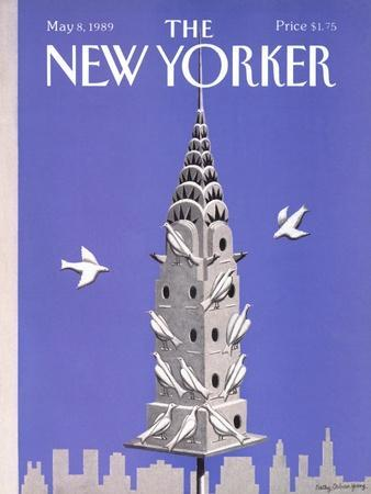 The New Yorker Cover - May 8, 1989