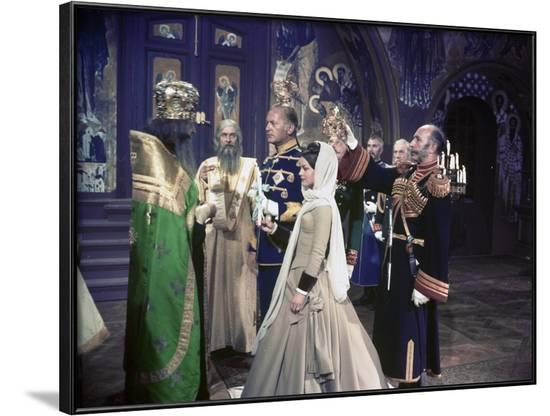 KATIA, 1959 directed by ROBERT SIODMAK Curt J (photo)--Framed Photo