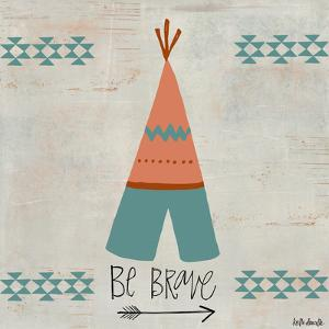 Be Brave by Katie Doucette