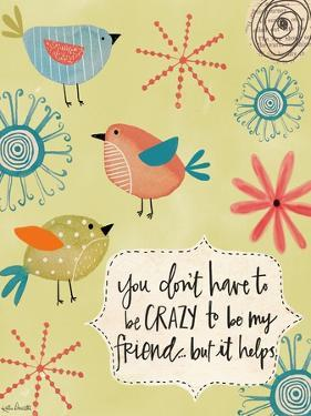 Be My Friend by Katie Doucette