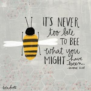 Bee by Katie Doucette
