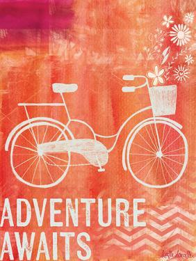 Bicycle Adventure Awaits by Katie Doucette