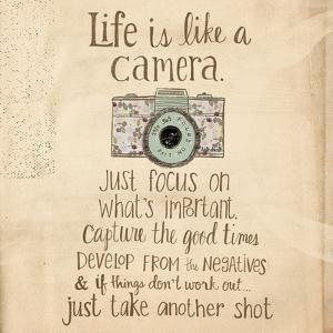 Camera by Katie Doucette