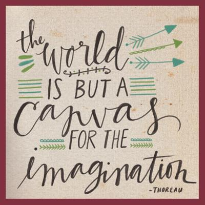 Canvas for the Imagination by Katie Doucette