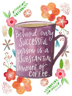 Coffee Success by Katie Doucette
