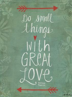 Do Small Things by Katie Doucette