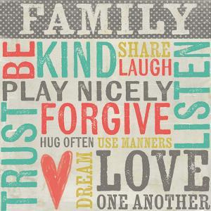 Family Rules by Katie Doucette
