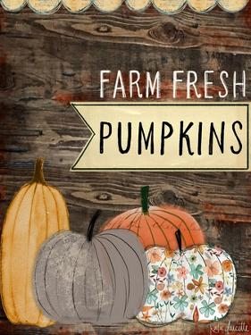 Farm Fresh Pumpkins by Katie Doucette