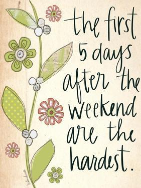 First Five Days by Katie Doucette