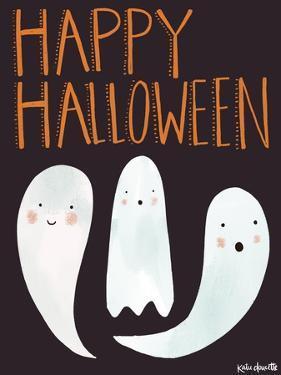 Happy Halloween by Katie Doucette