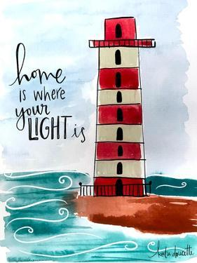 Home is Where Your Light Is by Katie Doucette