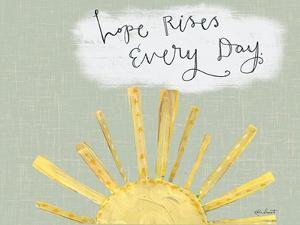 Hope Rises by Katie Doucette