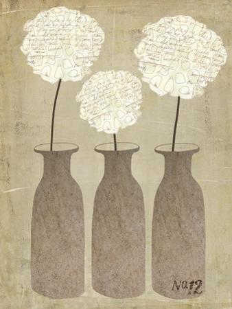 Hydrangeas in Jars by Katie Doucette