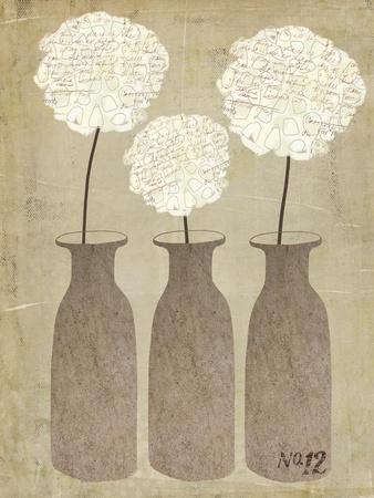 Hydrangeas in Jars