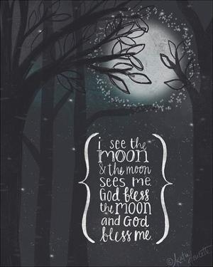I See the Moon by Katie Doucette